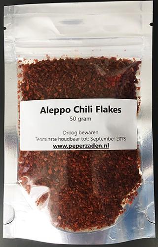 Aleppo Chili Flakes