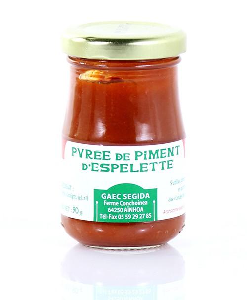 Puree de Piment d'Espelette