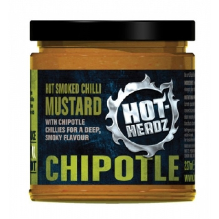 Hot-Headz Hot 'n' Spicy Mustard
