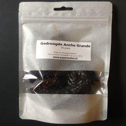 Gedroogde Ancho Grande 50 gr