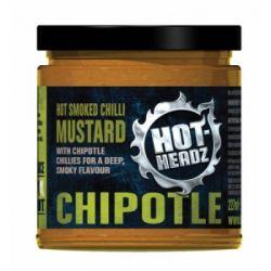 Hot-Headz! Smokey Chipotle Mustard