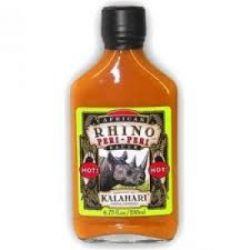 African Rhino Peri Peri Sauce - Hot